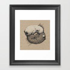 Tai Chi Framed Art Print