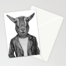 Don Pedro Old Goats Are Cool Stationery Cards