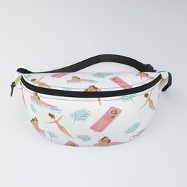 Enjoy Summer on The Pool Fanny Pack