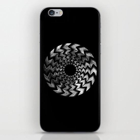 Lunar Illusion iPhone & iPod Skin
