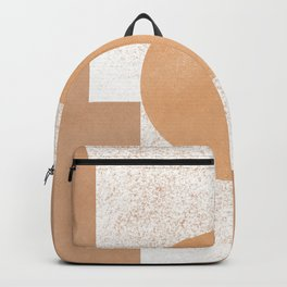 Rectangles meet, an extreme minimal approach Backpack