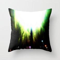 Willow Tree Phenomenon Throw Pillow