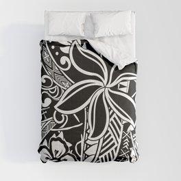 Tribal Tiare Comforters