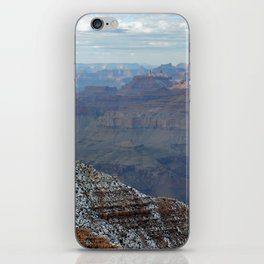 Grand Canyon in Winter iPhone Skin