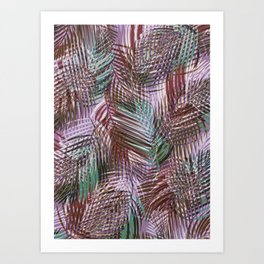 Tropical Art Print