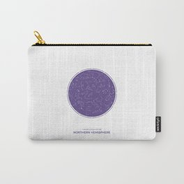 Constellation of the Northern Hemisphere Carry-All Pouch