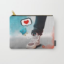 sneaker Love Carry-All Pouch