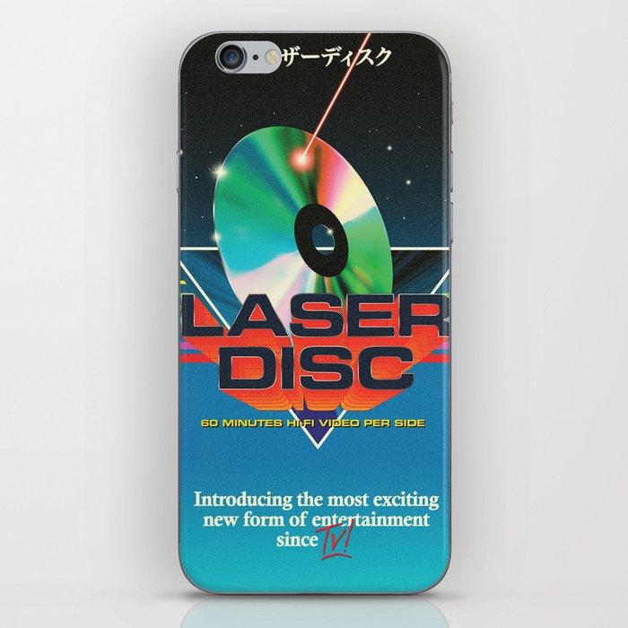 LASER DISC iPhone Skin