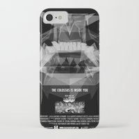 shadow of the colossus iPhone & iPod Cases featuring Colossus Escape  by Gaetano Leonardi