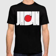 Japan X-LARGE Black Mens Fitted Tee