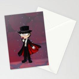 Tuxedo Mask Stationery Cards