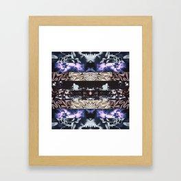 hope explosion Framed Art Print