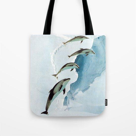 ACCLIMATIZE Tote Bag