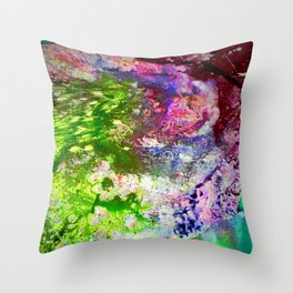 Mur No. 3 Throw Pillow
