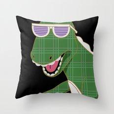 dynomite Throw Pillow