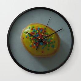 Donut Resist Wall Clock