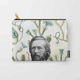 Ode to Haeckel Carry-All Pouch