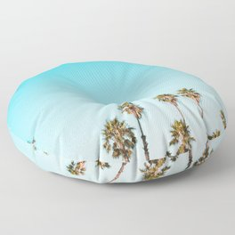 California Dreams Floor Pillow