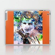 One Speed Dean In Pop Art By Annie Zeno   Laptop & iPad Skin