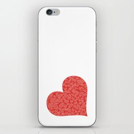 Heart (1) iPhone Skin