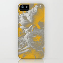 Petal Eclipse iPhone Case