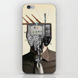FischKopf TV iPhone Skin