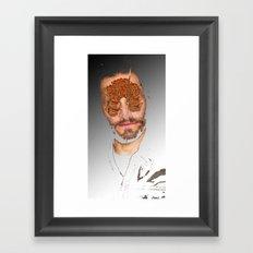 Hallo Gallo Framed Art Print