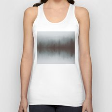 Forest reflections Unisex Tank Top