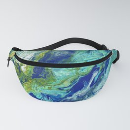 Bubbling Brook Fanny Pack