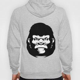 Gorilla face Hoody