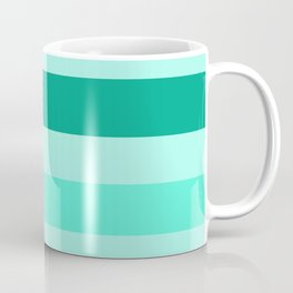 Winter Mint Candy - Color Therapy Coffee Mug