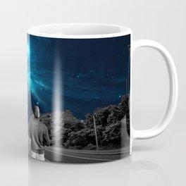 Nebulea and Teddy Coffee Mug