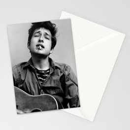 Bob Dylan Music Poster Canvas Wall Art Home Decor,CPX511 No Frame Stationery Cards