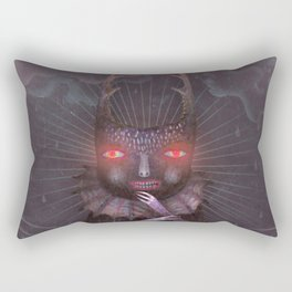 Sweet, Sugary Wickedness Rectangular Pillow