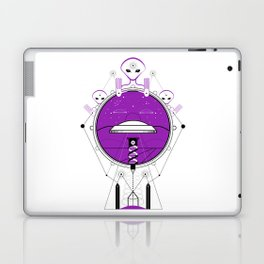 A Legend of Space Laptop & iPad Skin