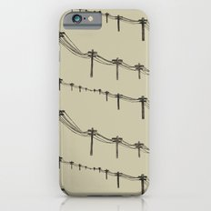 Metal Trees Slim Case iPhone 6s