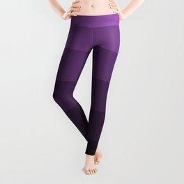 Deep Lavender Dream - Color Therapy Leggings