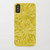 sunflowers iPhone & iPod Cases featuring Sunflowers by Simi Design