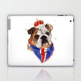 British Bulldog Laptop & iPad Skin