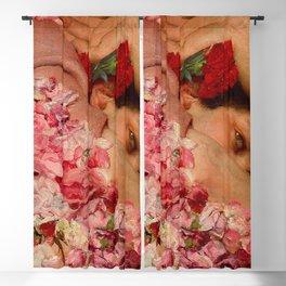 THE ROSES OF HELIOGABALUS (detail) - LAWRENCE ALMA-TADEMA  Blackout Curtain