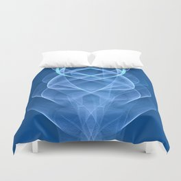 Concentrating Duvet Cover
