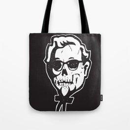 Skull Sanders Tote Bag