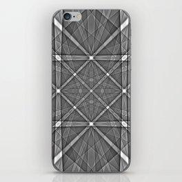 Diamond Diffraction iPhone Skin