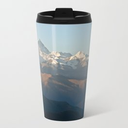 Mount Everest at dawn Travel Mug