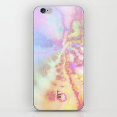 Artistic Vortex IV iPhone Skin