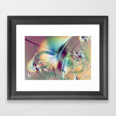 Japanese Lifestyle Framed Art Print