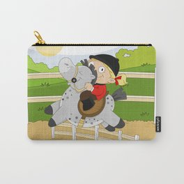 Olympic Sports: Equestrian Carry-All Pouch