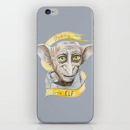 Dobby free Elf Harry Patter iPhone Skin