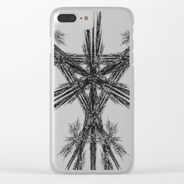 The Raven King Clear iPhone Case