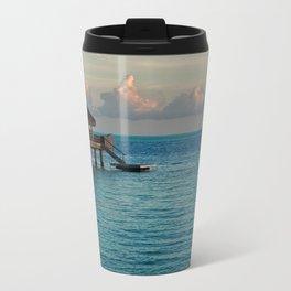 Bora Bora Metal Travel Mug
